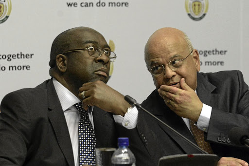 Finance minister Nhlanhla Nene and public enterprises minister Pravin Gordhanare expected to testify at the state capture inquiry.