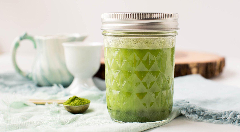 collutorio al tè verde