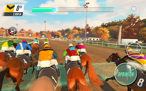 Rival Stars Horse Racing Screenshot