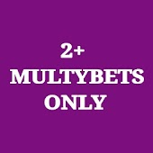 2+ MULTYBETS ONLY