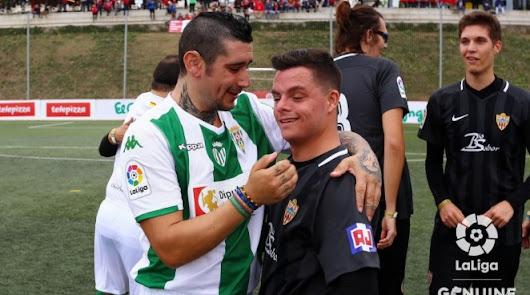 La Fundación del Almería organiza un triangular de fútbol adaptado