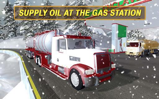 Snow Offroad Truck Transport