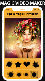 Magic Video Maker with Song - Photo Video Editor - náhled