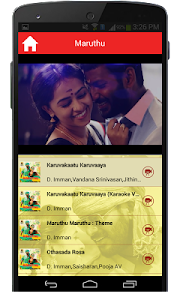 Maruthu Tamil Movie Songs screenshot 4