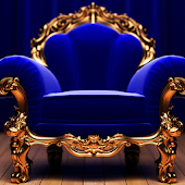 King Armchair Live Wallpaper