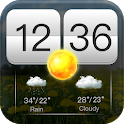 World weather widget&Forecast icon