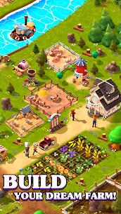 Happy Town Farm Mod Apk – Farming Game 2