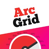 ArcGrid for Pokemon GO