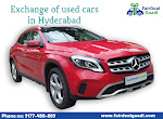 Used Car Exchange In Hyderabad