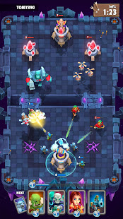 Clash of Wizards: Battle Royale 1