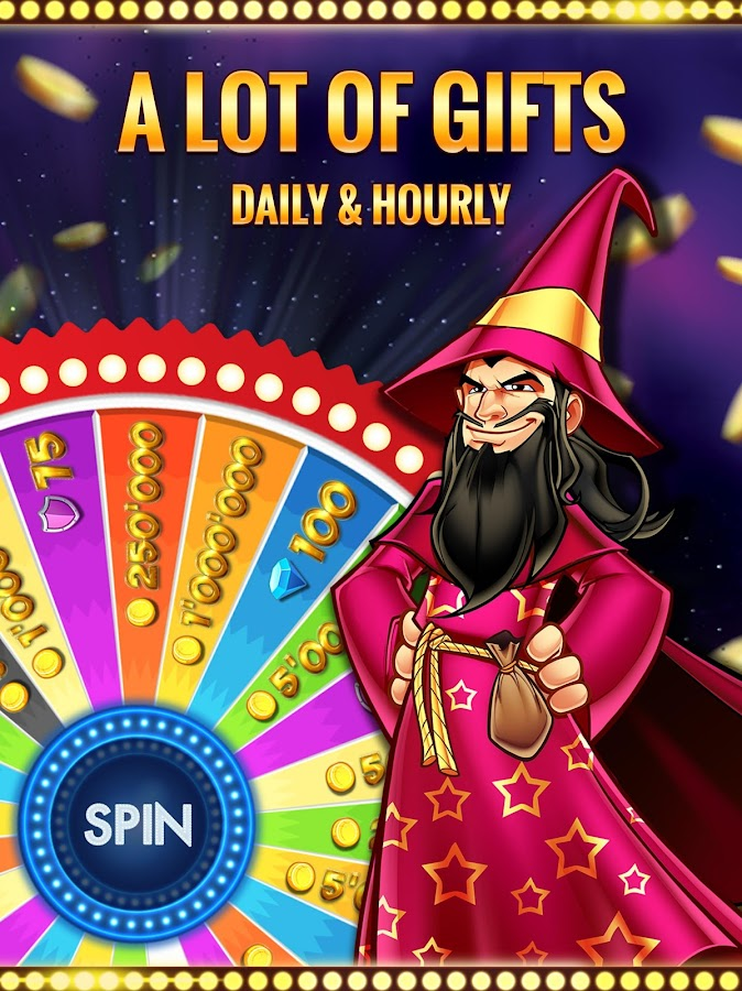 Mysterious Slot Machine Free- screenshot