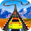 Extreme Car Stunt Games - Mega Ramp Car Driving 3D icon