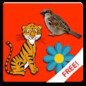 Animals Flowers Birds icon