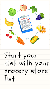 Daily Diet Plan for Weight loss - náhled