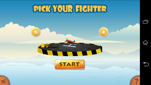 Candy Jet Fighter