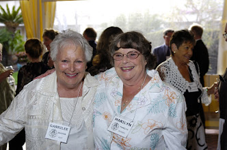 Photo: Garrilee Buster Reif and Marilyn Tumilty Reames