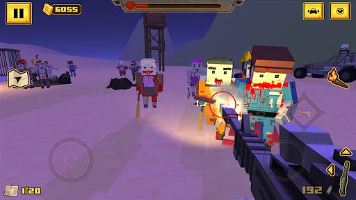 BLOCKAPOLYPSEu2122 - Zombie Shooter 1.07 screenshots 6