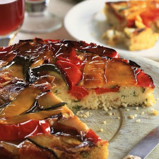 Roasted Vegetable Tart Recipes