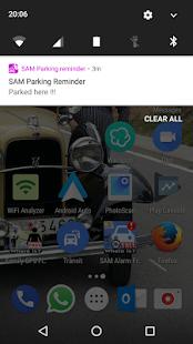 SAM Parking Reminder FREE - náhled