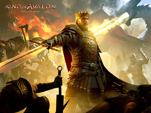 King of Avalon: Dragon Warfare download 1