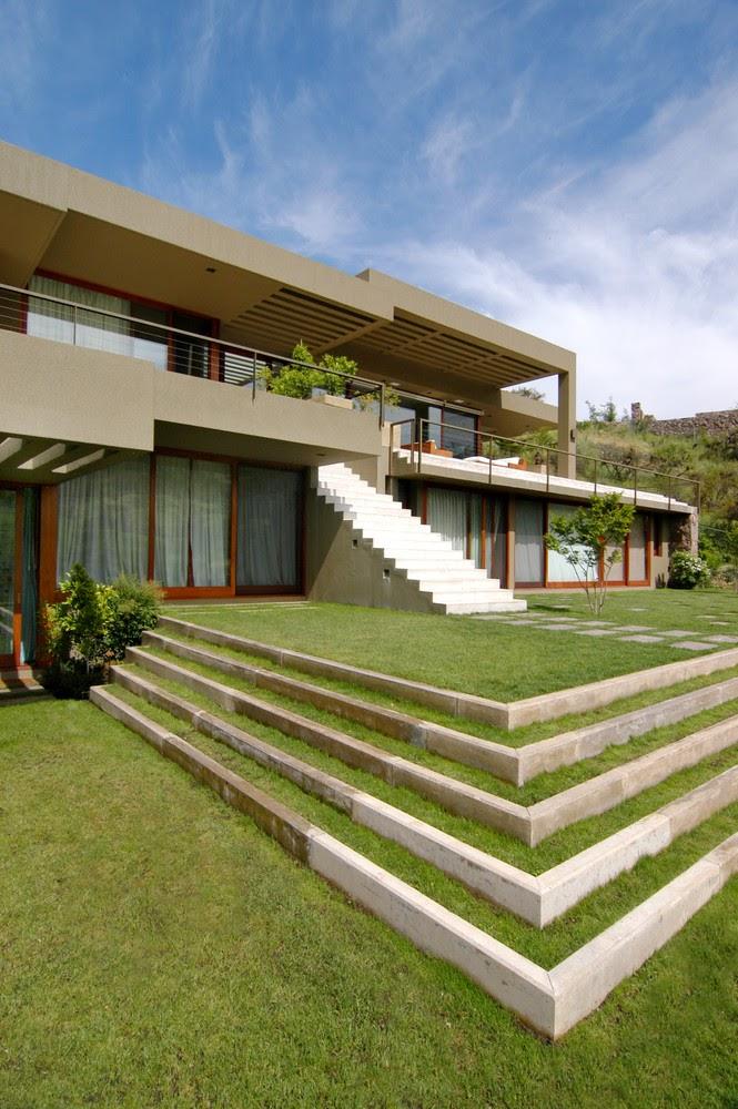 Casa Larraguibel Rubio - Jorge Figueroa + Asociados