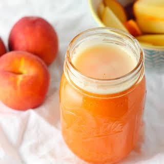 Peach Lemonade.