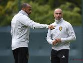 Thierry Henry avec Roberto Martinez au Barça ... ou à la tête des Diables ?