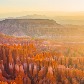 Bryce Canyon Utah by Frederik Schulz - Landscapes Caves & Formations