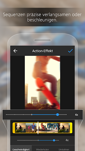 ActionDirector Video Editor screenshot 3