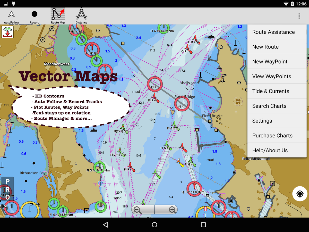 how to delete a waypoint in marine navigator