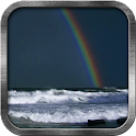 Sea Rainbow Live Wallpaper icon