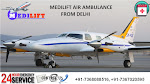 Book Hassle-Free Air Ambulance Services in Delhi Provided by Medilift