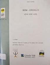 Photo: Bom-Crioulo Caminha, Adolfo  Localização: Braille F C191b  Edição Braille
