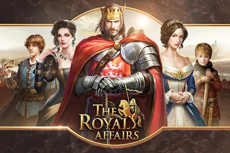 The Royal Affairs Screenshot