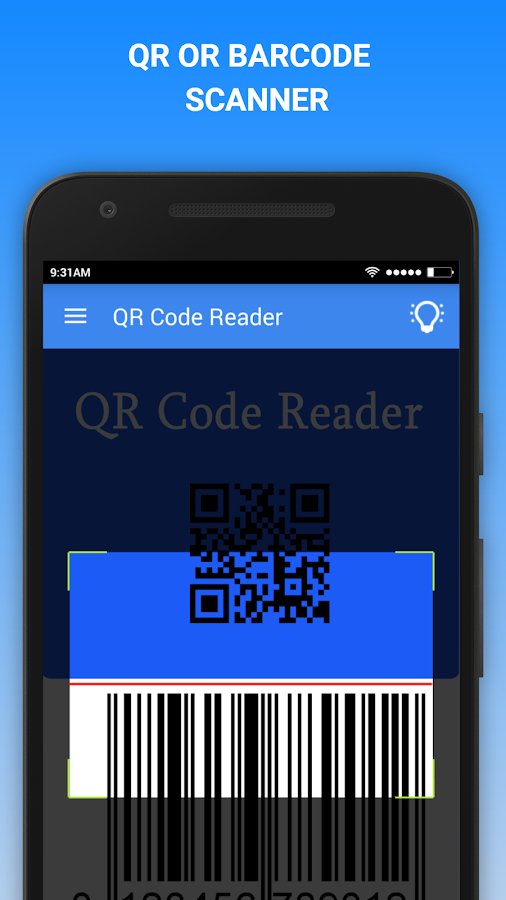 Qr Code Reader Android Apps On Google Play