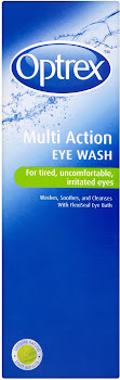 Optrex Multi Action Eye Wash - 300ml