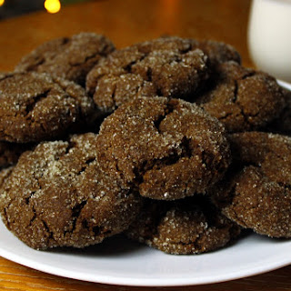 Ginger Molasses Cookies No Eggs Recipes