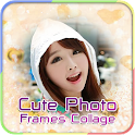 Cute Photo Frames Collage icon