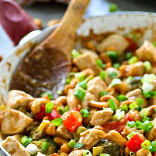 30-Minute Restaurant-Style Cashew Chicken