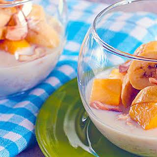 Breakfast Trifle.