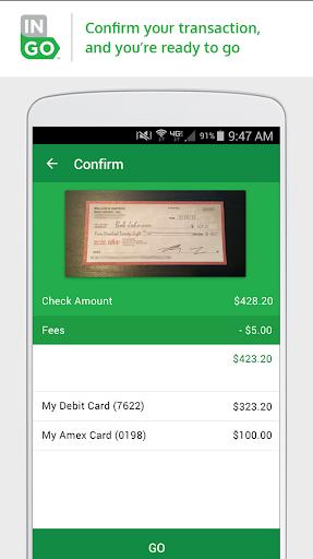 Ingo Money u2013 Cash Checks Fast  screenshots 6