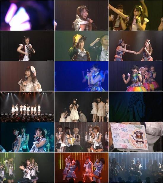 "(LIVE)(公演) NMB48 チームM ""RESET"" 白間美瑠の生誕祭 151028"