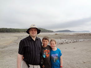 Photo: First day was in Acadia