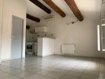 Appartement 3 pièces 53,57 m2
