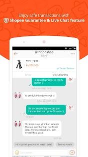 Shopee: No.1 Belanja Online app (apk) free download for Android/PC/Windows screenshot
