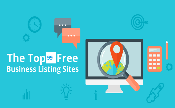 100+ High DA DR Free Local Business Listing sites in India