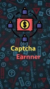 CAPTCHA EARNNER - náhled