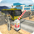 Army Bus Coach Driving: Bus Driver Games