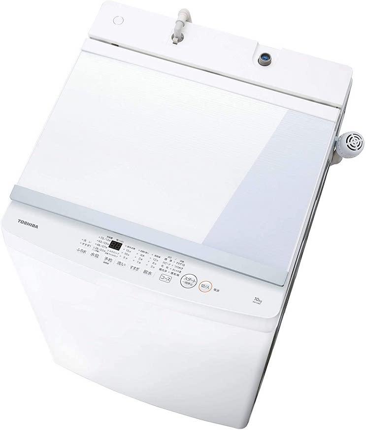東芝 洗濯機AW-10M7-W