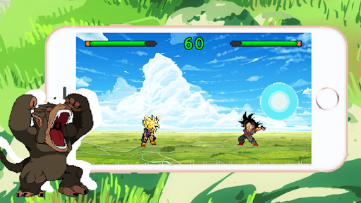 Z Universes Battle - screenshot